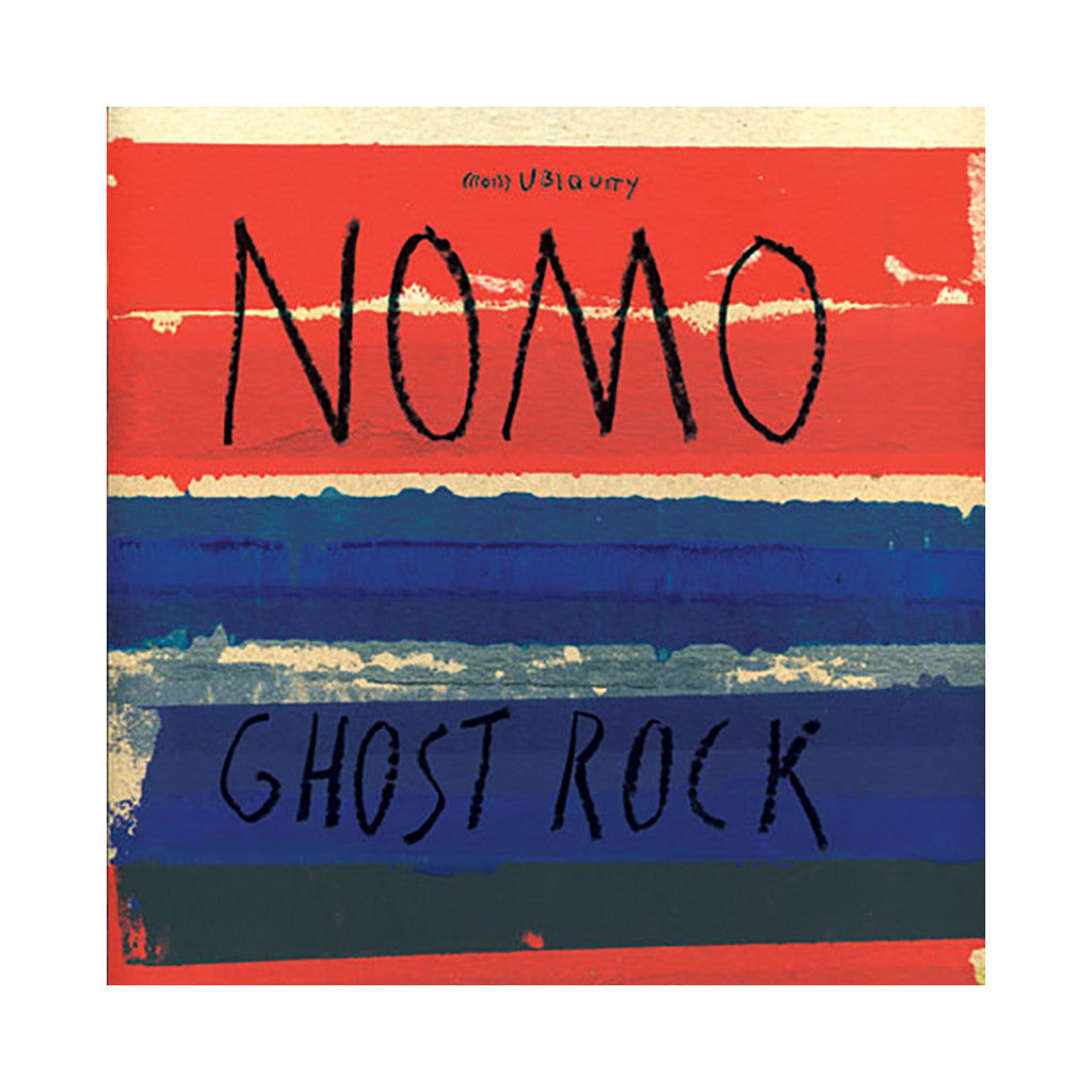 NOMO - 'Ghost Rock' [(Black) Vinyl LP]