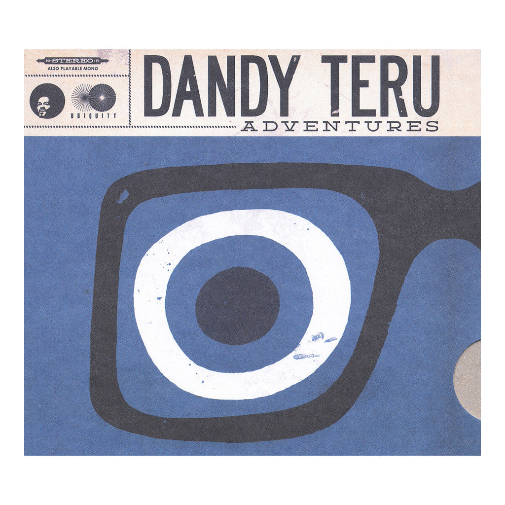 <!--2013042323-->Dandy Teru - 'Adventures' [CD]