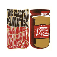 <!--020131101059008-->The Electric Peanut Butter Company - 'Trans-Atlantic Psych Classics Vol. 2' [(Black) Vinyl [2LP]]
