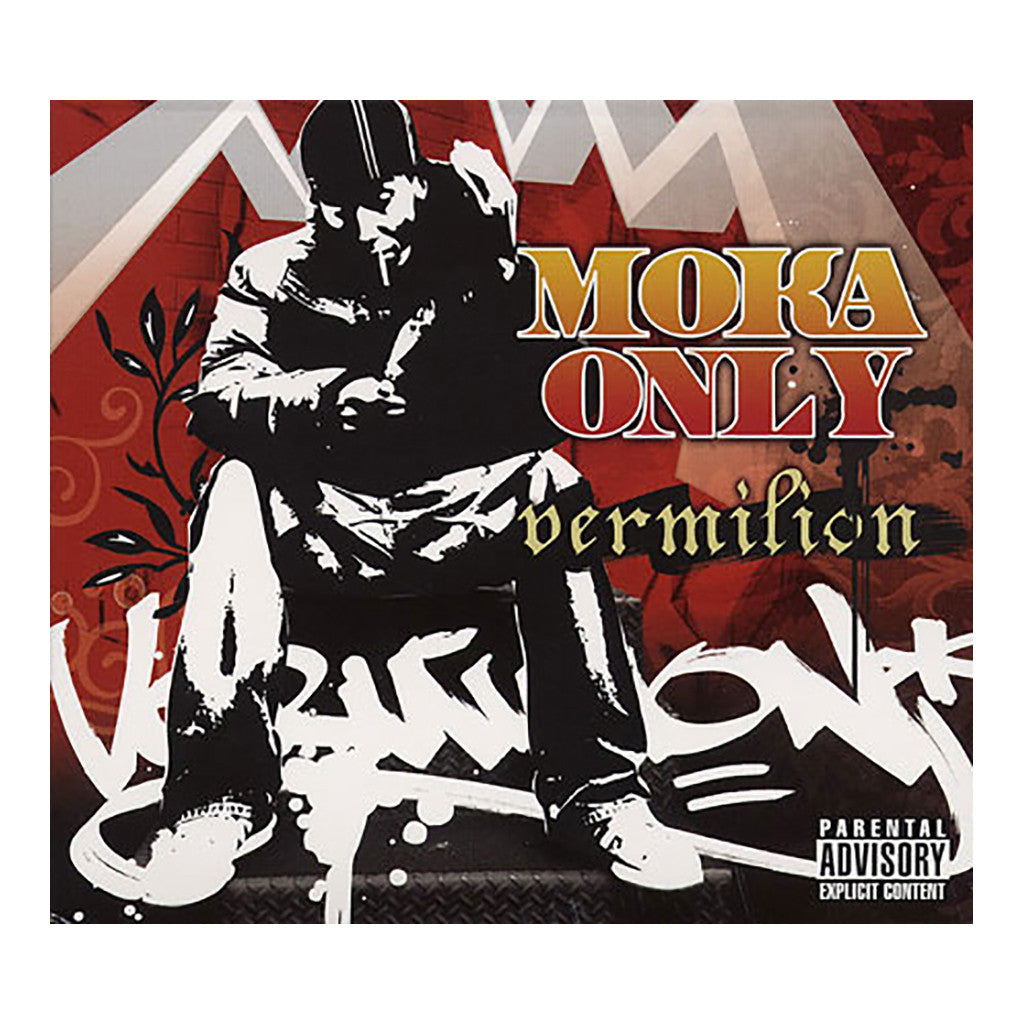Moka Only - 'Vermillion' [CD]