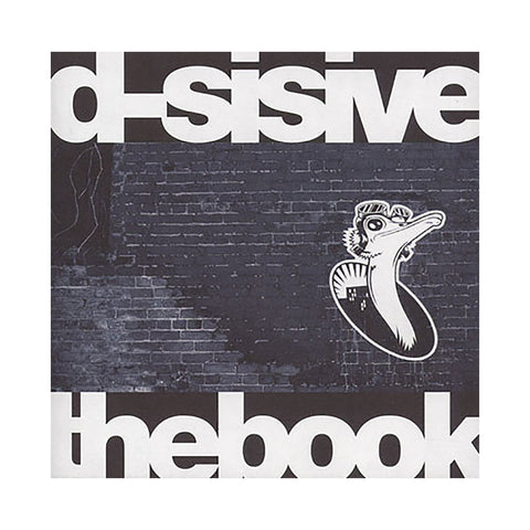 D-Sisive - 'The Book' [CD]