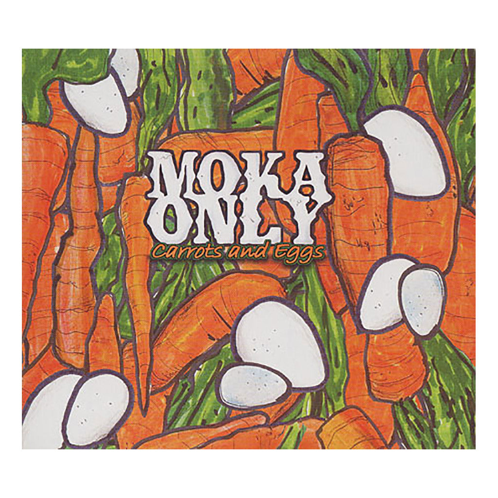 <!--020081028015364-->Moka Only - 'Carrots And Eggs' [CD]