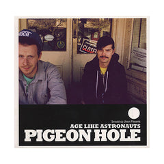 Pigeon Hole - 'Age Like Astronauts' [CD]
