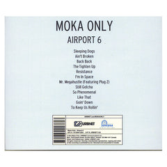 <!--2012091859-->Moka Only - 'Airport 6' [CD]