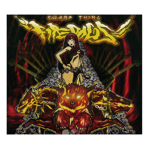 Swamp Thing - 'Firedogs' [CD]