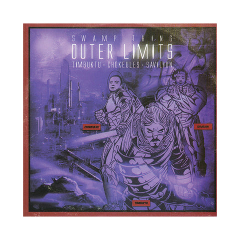 Swamp Thing - 'Outer Limits' [CD]