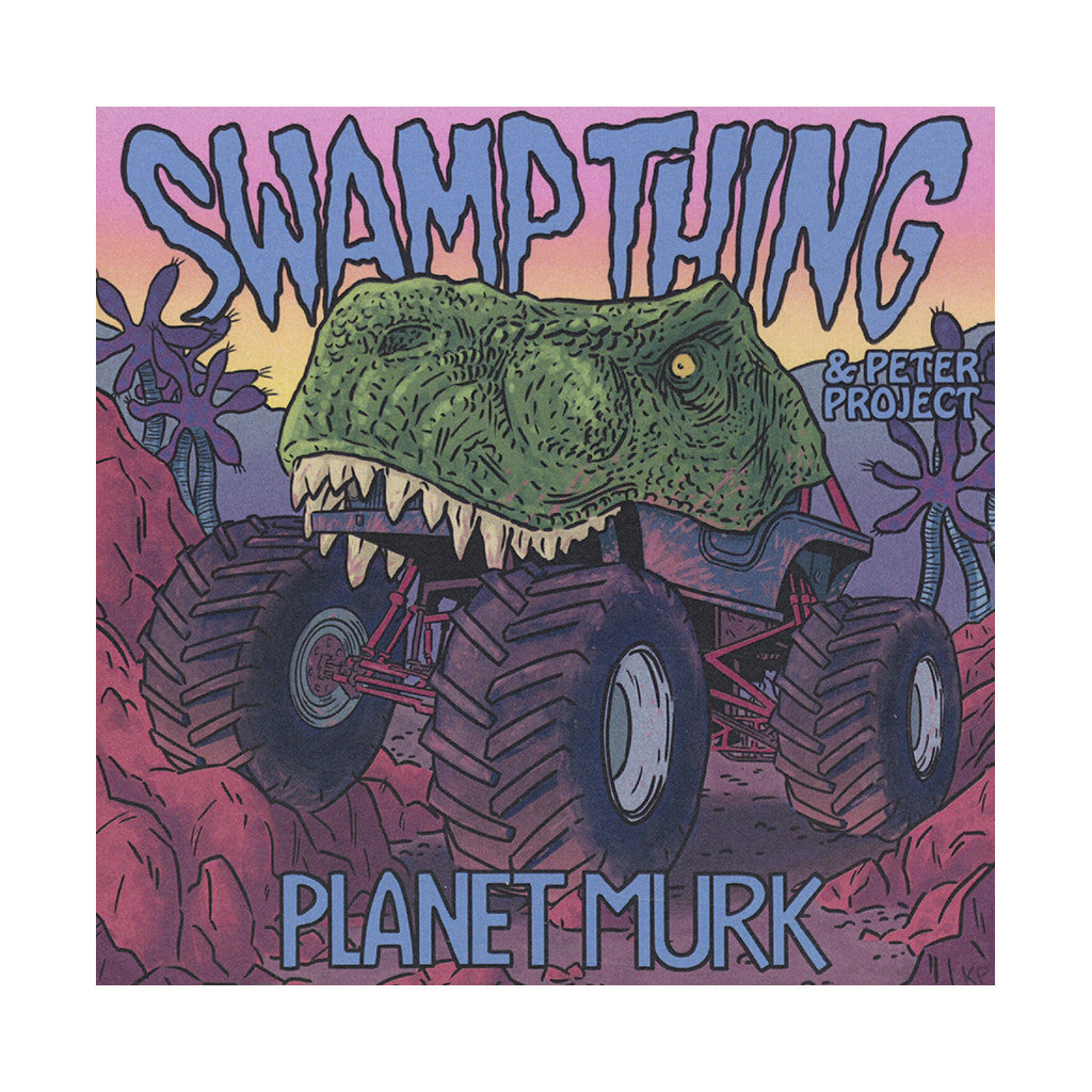Swamp Thing & Peter Project - 'Planet Murk' [CD]