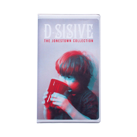 D-Sisive - 'The Jonestown Collection' [(Red) Cassette Tape]