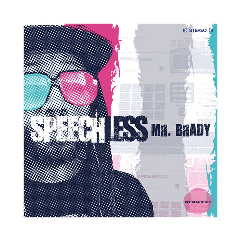 "[""Mr. Brady - 'Speechless' [(Black) Vinyl LP]""]"