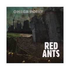 Red Ants - 'Omega Point' [CD]