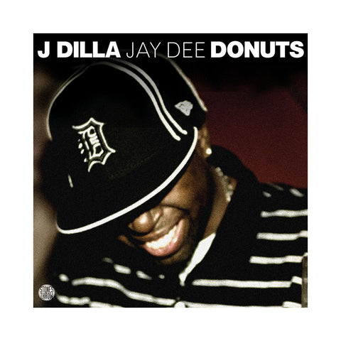"[""J Dilla - 'Donuts (SMILE COVER)' [(Black) Vinyl [2LP]]""]"
