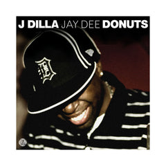 J Dilla - 'Donuts (SMILE COVER)' [(Black) Vinyl [2LP]]