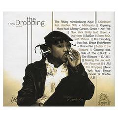 <!--020070206009145-->C-Rayz Walz - 'The Dropping' [CD]