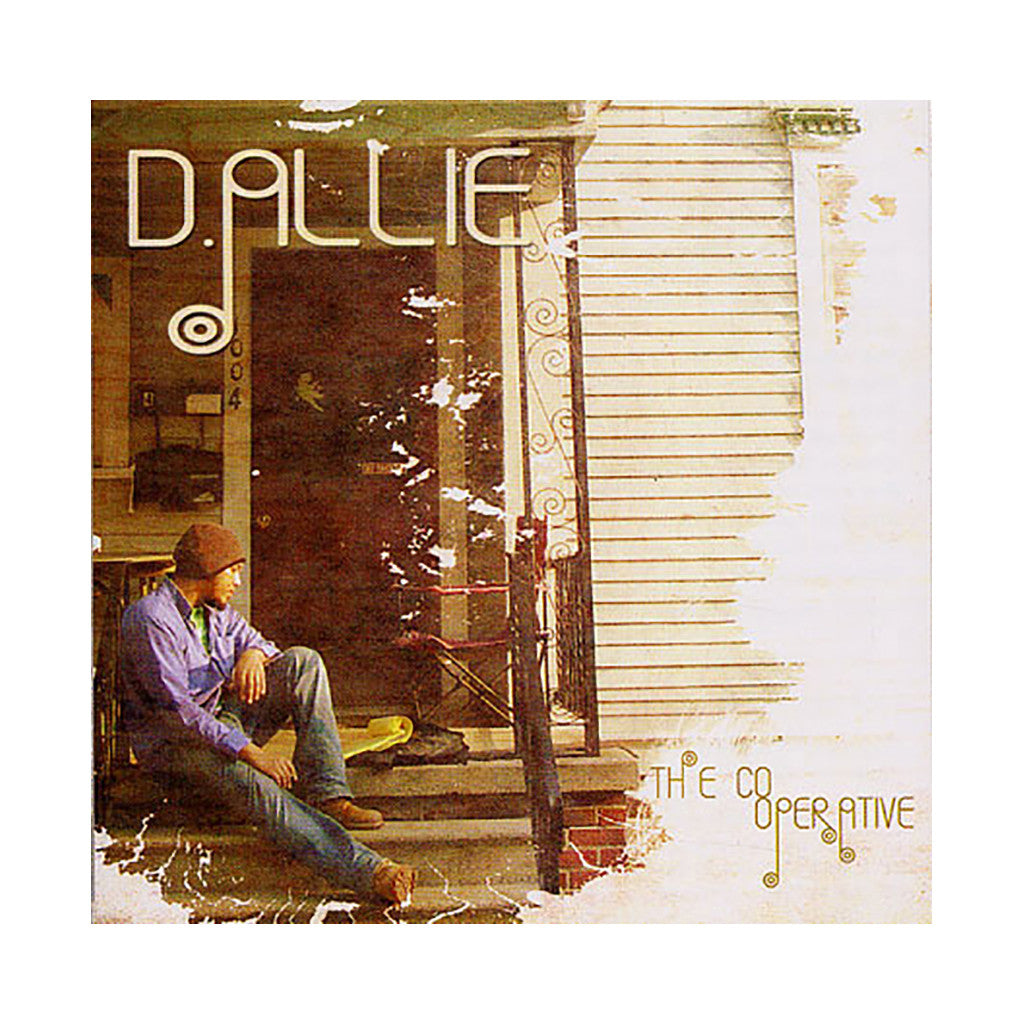 D. Allie - 'The Cooperative' [CD]