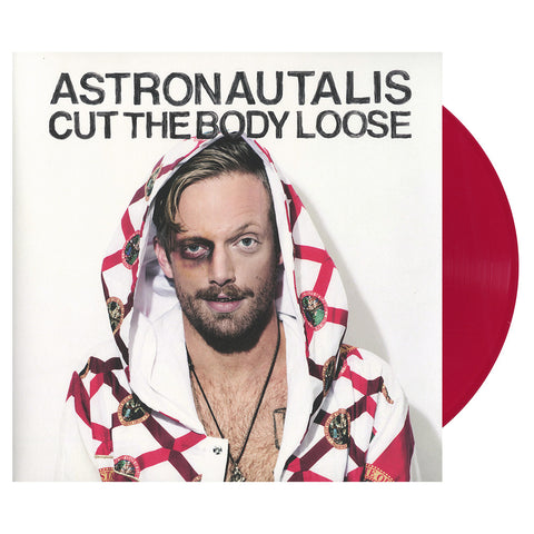Astronautalis - 'Cut The Body Loose' [(Red) Vinyl LP]
