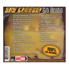 Git Beats - 'Say Cheeze!' [CD]