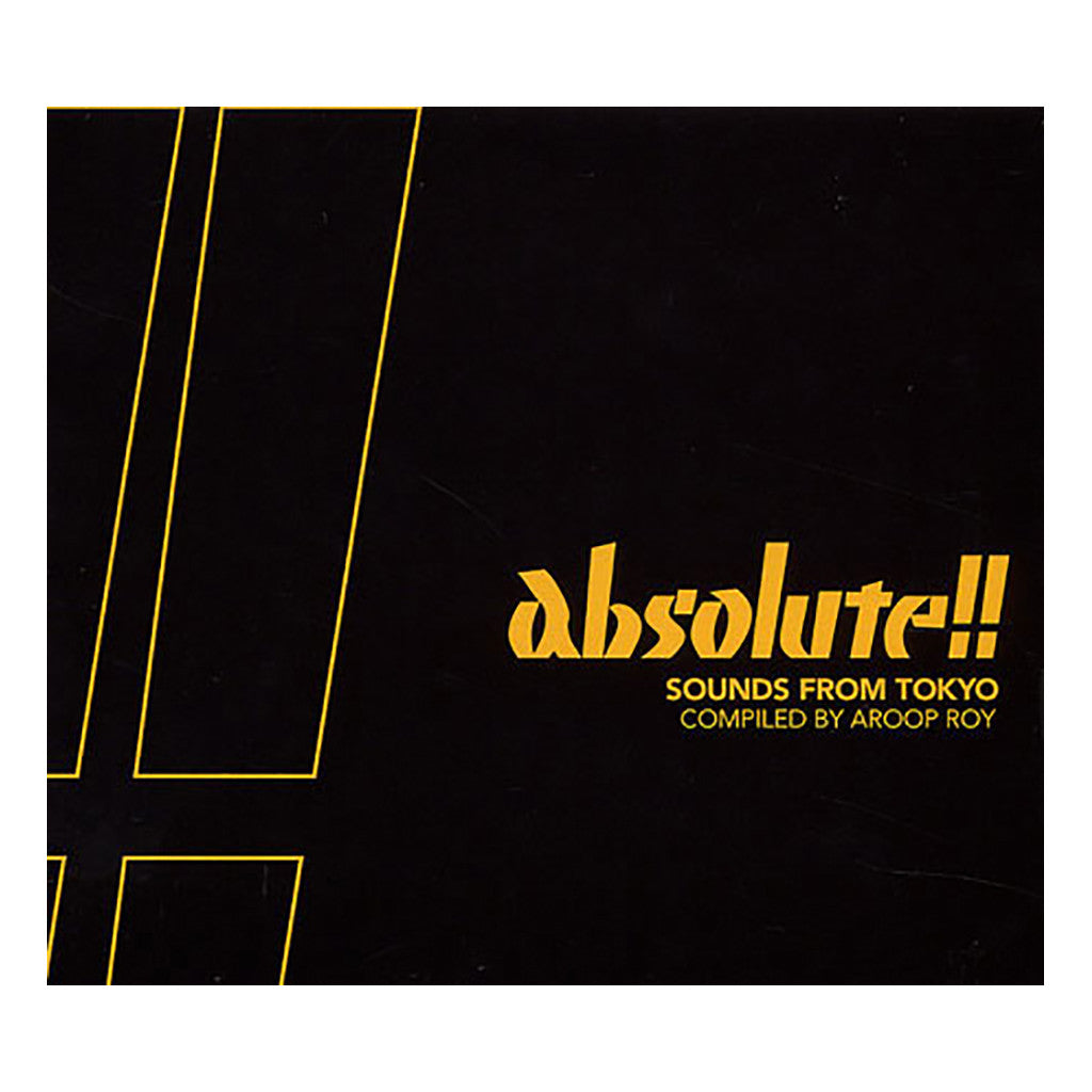 Various Artists (Compiled By: Aroop Roy) - 'Absolute!! Sounds From Tokyo' [CD]