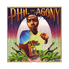 <!--020041109011718-->Phil The Agony - 'The Aromatic Album' [(Black) Vinyl [2LP]]