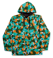 <!--2013120548-->Vandal Collective - '80's Camo Down' [(Camo Pattern) Jacket]