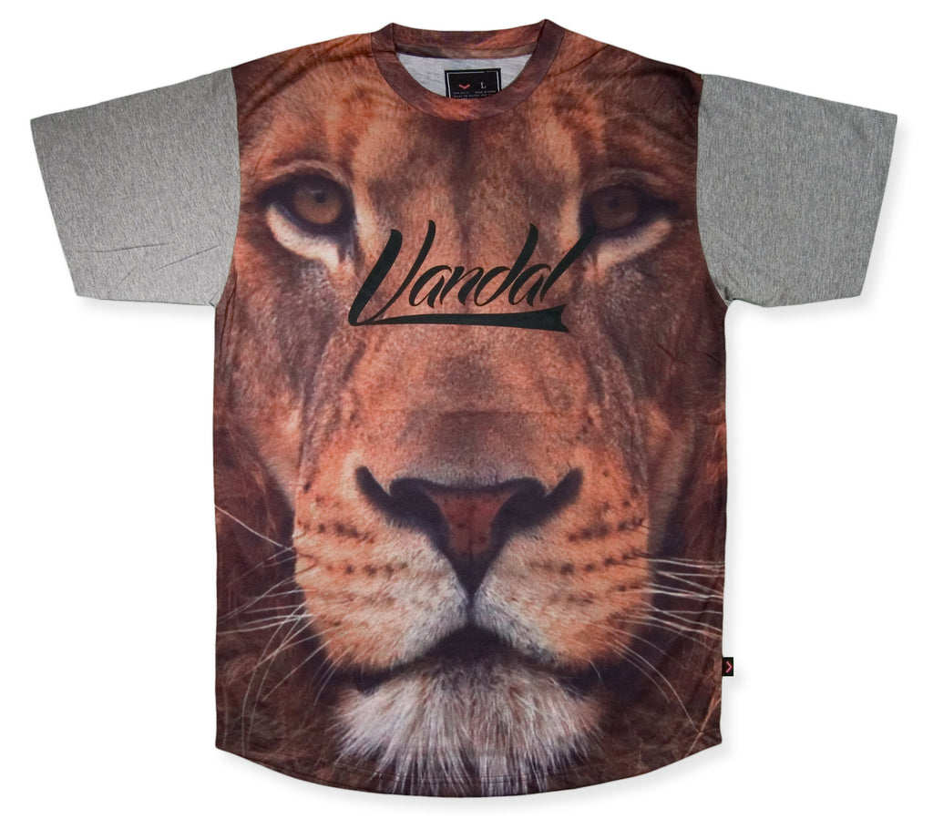 <!--2014031848-->Vandal Collective - 'Concrete King' [(Multi-Color) T-Shirt]