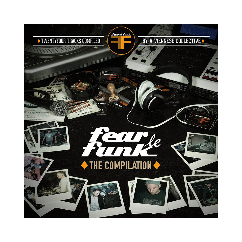 Various Artists - 'Fear Le Funk: The Compilation' [(Black) Vinyl [2LP]]