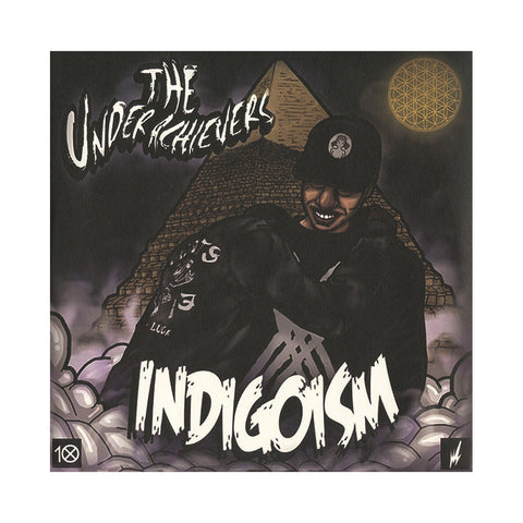 The Underachievers - 'Indigoism' [(Black) Vinyl [2LP]]