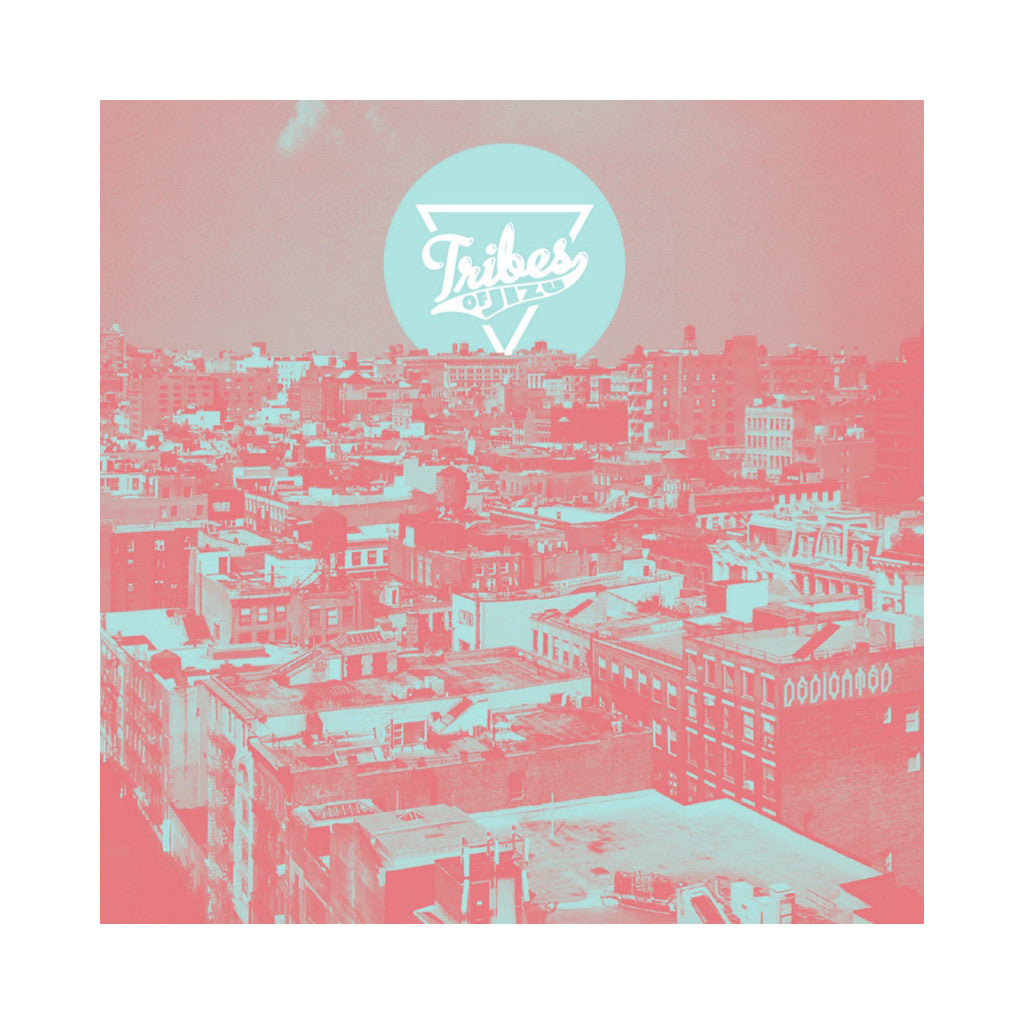 Tribes Of Jizu - 'Dedicated' [(Black) Vinyl EP]