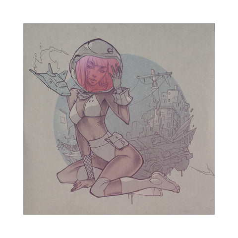 "[""CunninLynguists - 'Strange Journey Vol. 3' [(Black) Vinyl [2LP]]""]"