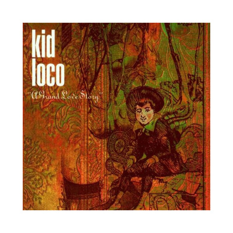 Kid Loco - 'A Grand Love Story' [(Orange + Green) Vinyl [2LP]]