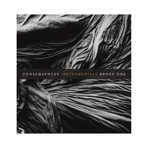 "[""Brous One - 'Consequences (Instrumentals)' [(White) Vinyl [10\""]]""]"