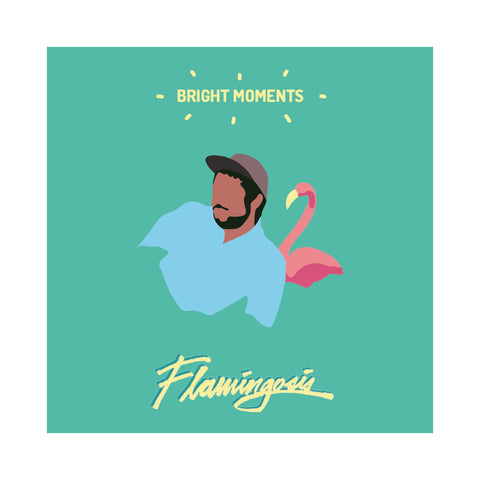 "[""Flamingosis - 'Bright Moments' [(Black) Vinyl LP]""]"