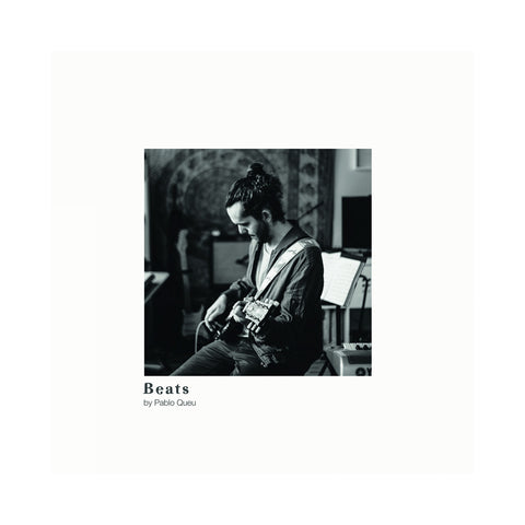 Pablo Queu - 'Beats' [(Black) Vinyl LP]