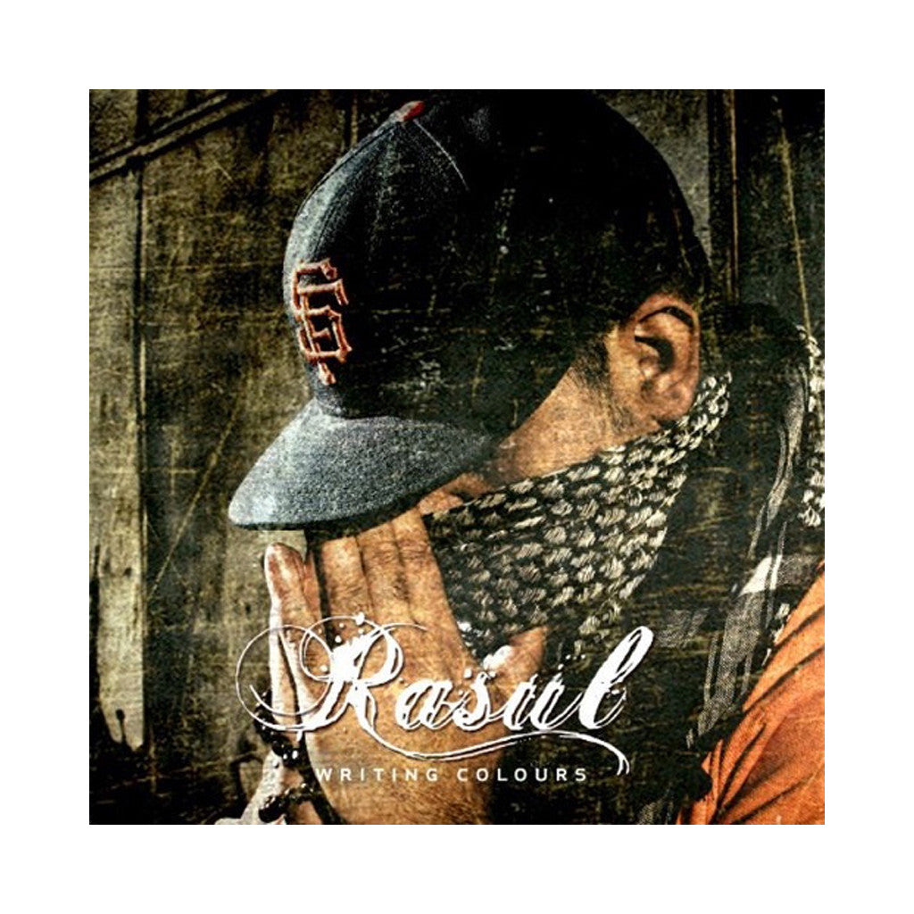 Rasul - 'Writing Colours' [(Black) Vinyl [2LP]]