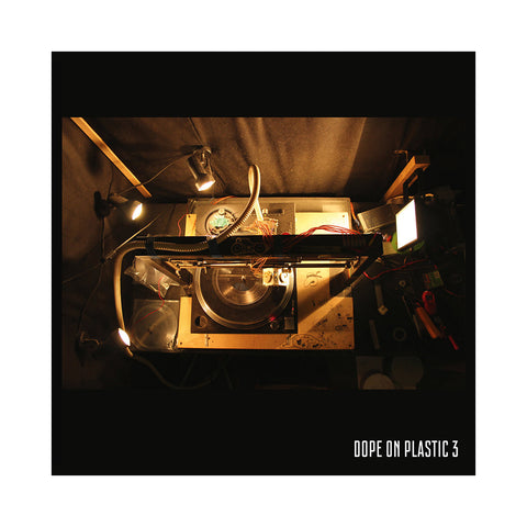 "[""Various Artists - 'Dope On Plastic 3' [(Black) Vinyl LP]""]"