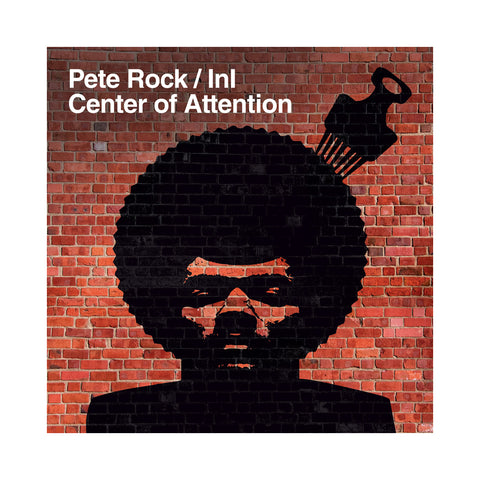 "[""Pete Rock/ InI - 'Center of Attention' [(Black) Vinyl [2LP]]""]"