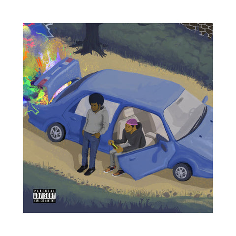 "[""Fly Anakin & Koncept Jack$on - 'Chapel Drive' [(Blue) Vinyl LP]""]"