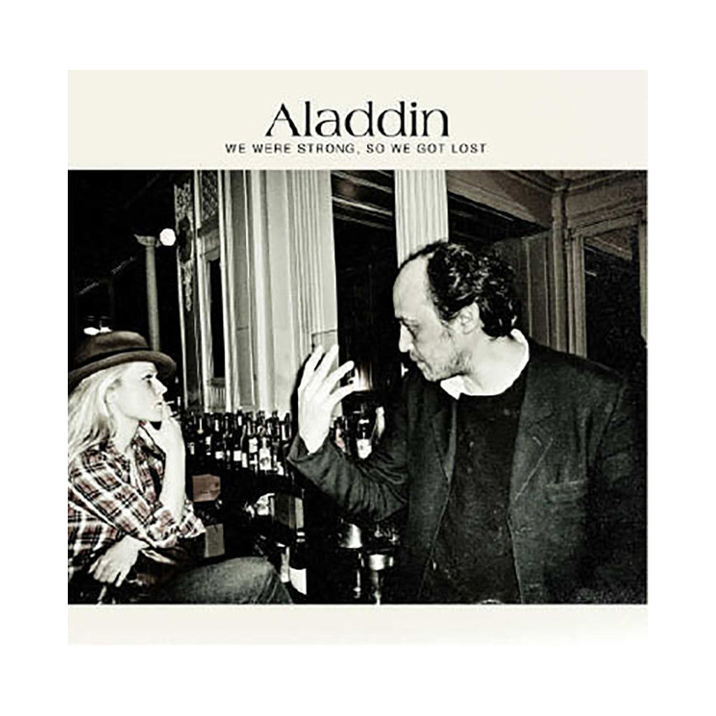 <!--020111122037375-->Aladdin - 'We Were Strong, So We Got Lost' [CD]