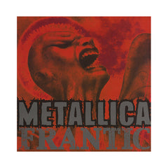 "<!--020030101016074-->Metallica w/ UNKLE - 'Frantic/ Frantic (UNKLE Remix)' [(Black) 12"""" Vinyl Single]"