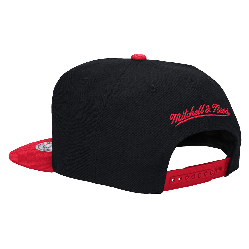 <!--020150212068371-->Mitchell & Ness x NBA - 'Los Angeles Clippers - Tie Dye Script' [(Black) Snap Back Hat]
