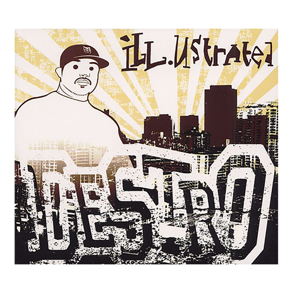 <!--020110503030722-->Destro - 'ill.ustrated' [CD]