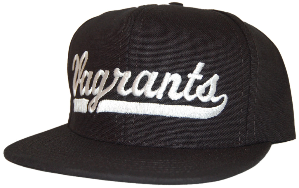 <!--020110705032021-->VGB - 'Vagrants' [(Black) Snap Back Hat]