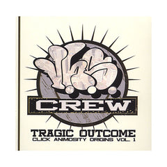 <!--020110426030349-->V.H.S. Crew - 'Tragic Outcome - Click Animosity Origins Vol. 1' [CD]
