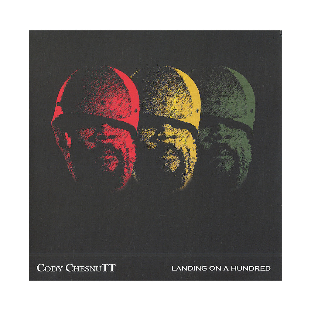 <!--120130108050148-->Cody ChesnuTT - 'Landing On A Hundred' [(Black) Vinyl [2LP]]