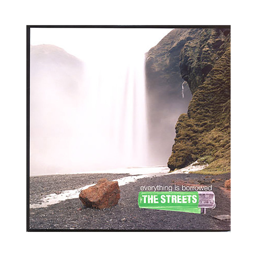 <!--2008112545-->The Streets - 'Everything Is Borrowed' [(Black) Vinyl LP]