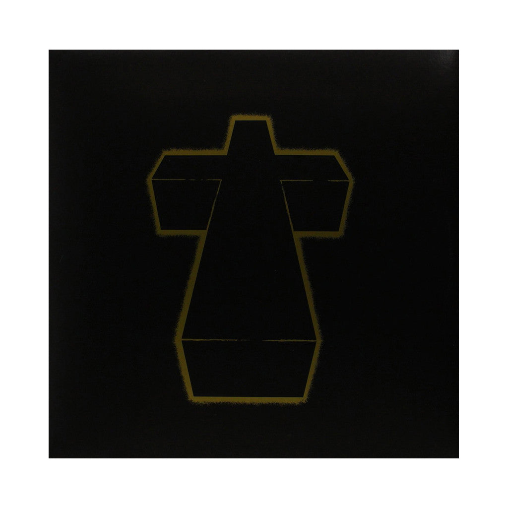Justice - 'Cross' [CD]