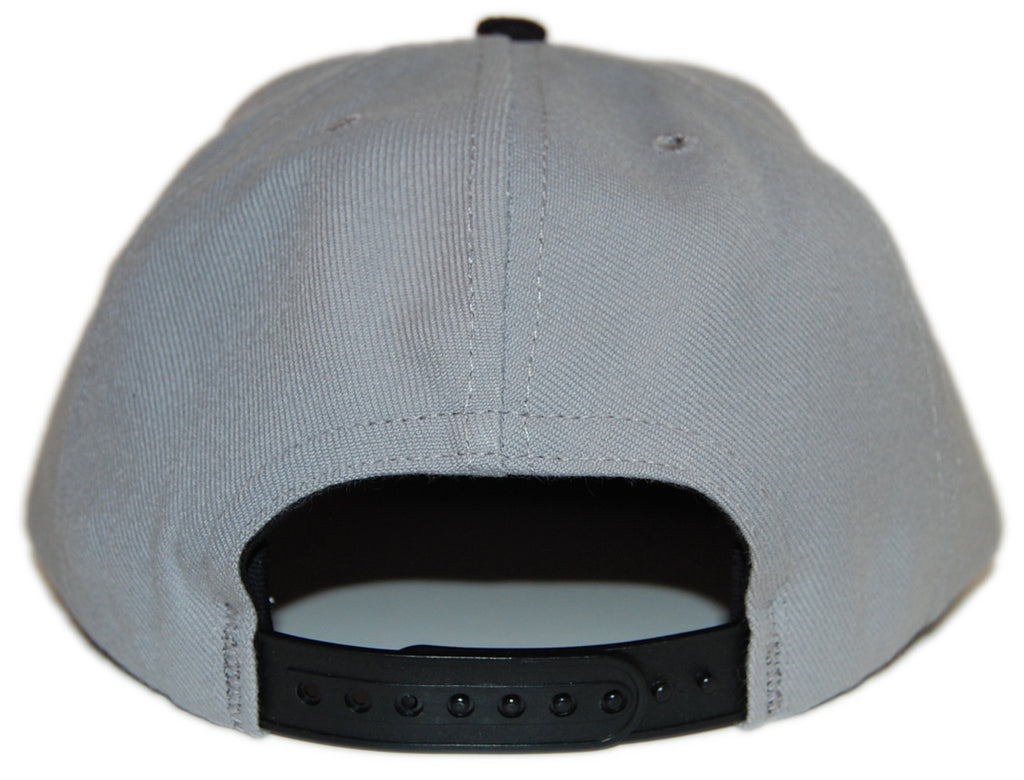 <!--020120904048431-->VILLEN - 'Logo' [(Light Gray) Snap Back Hat]
