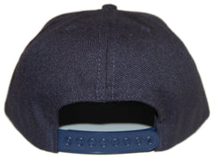 <!--020120904048432-->VILLEN - 'Logo' [(Dark Blue) Snap Back Hat]