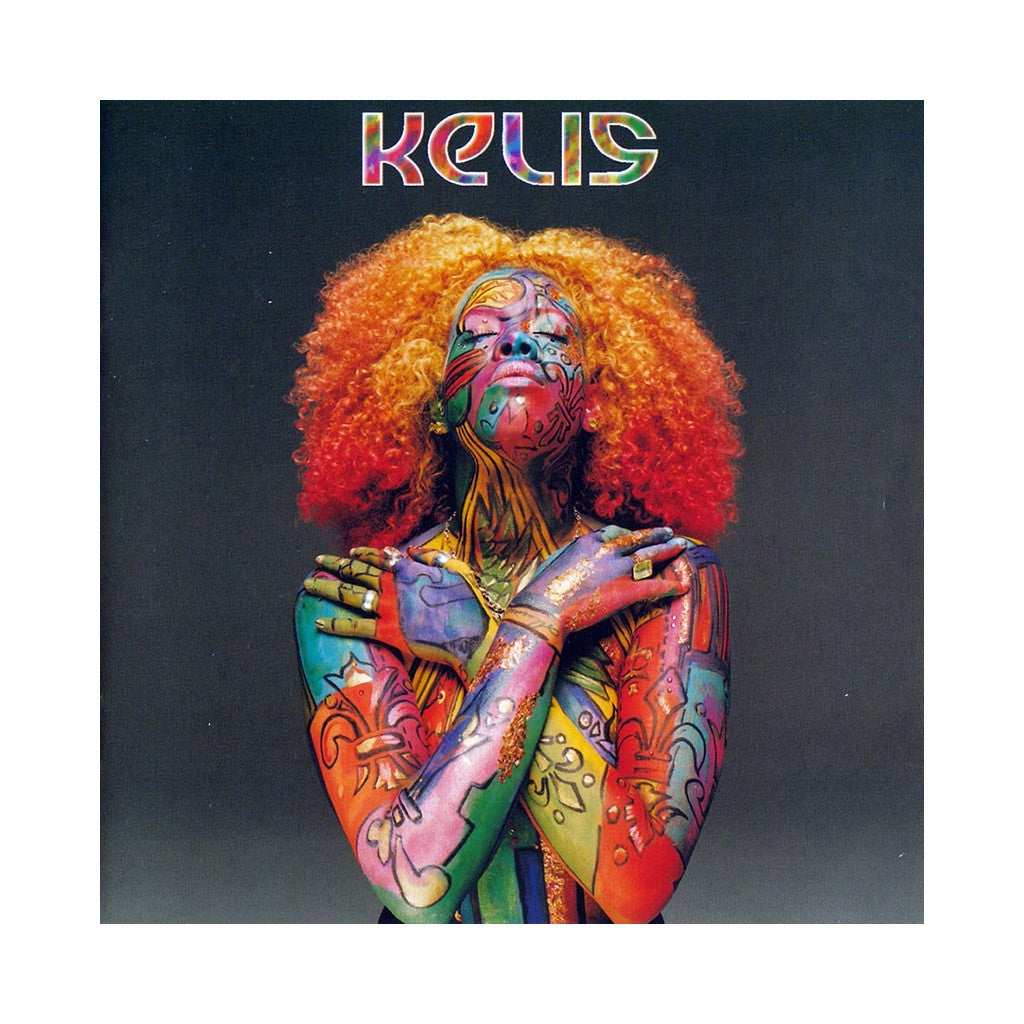 Kelis - 'Kaleidoscope' [CD]
