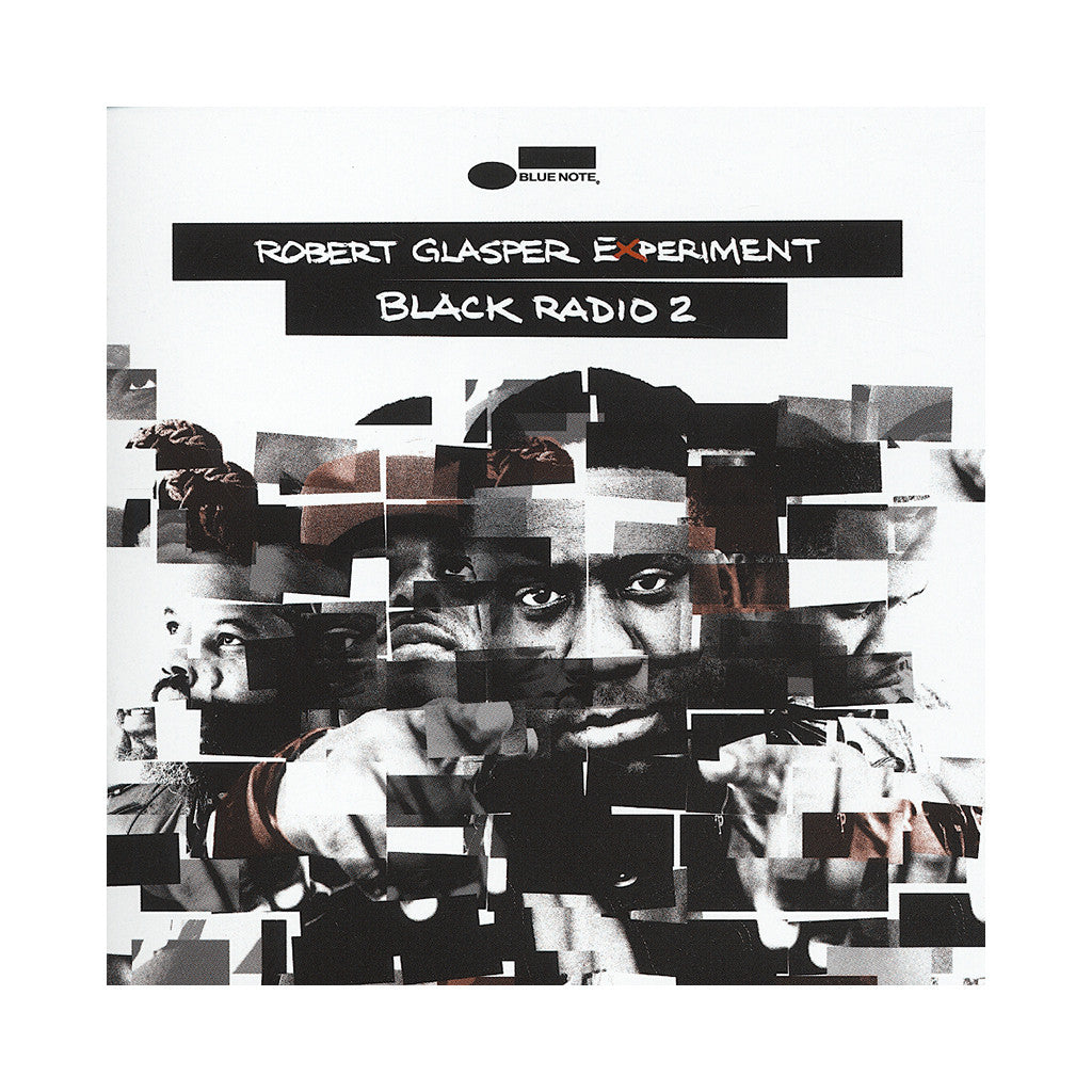 <!--120131029060180-->Robert Glasper Experiment - 'Black Radio 2' [CD]