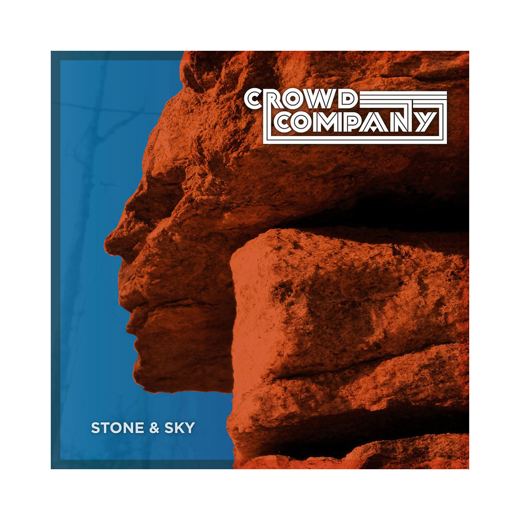 Crowd Company - 'Stone & Sky' [CD]